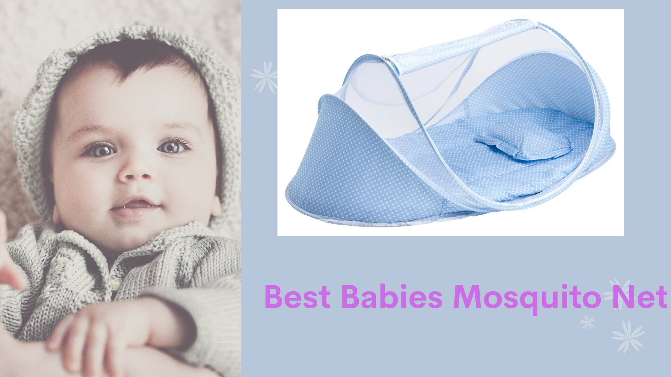best mosquito net for baby